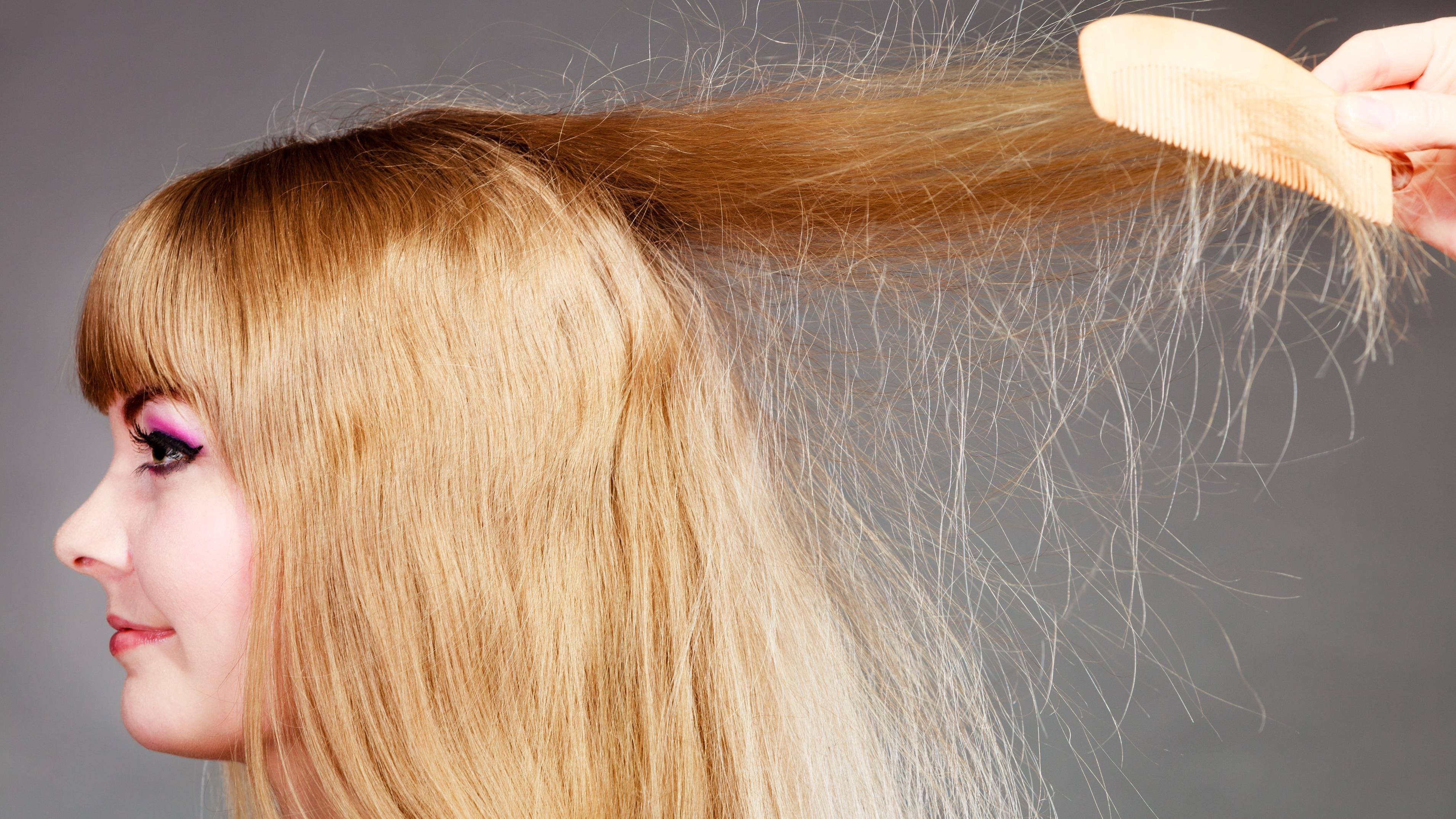Co zrobić, aby włosy się nie elektryzowały?