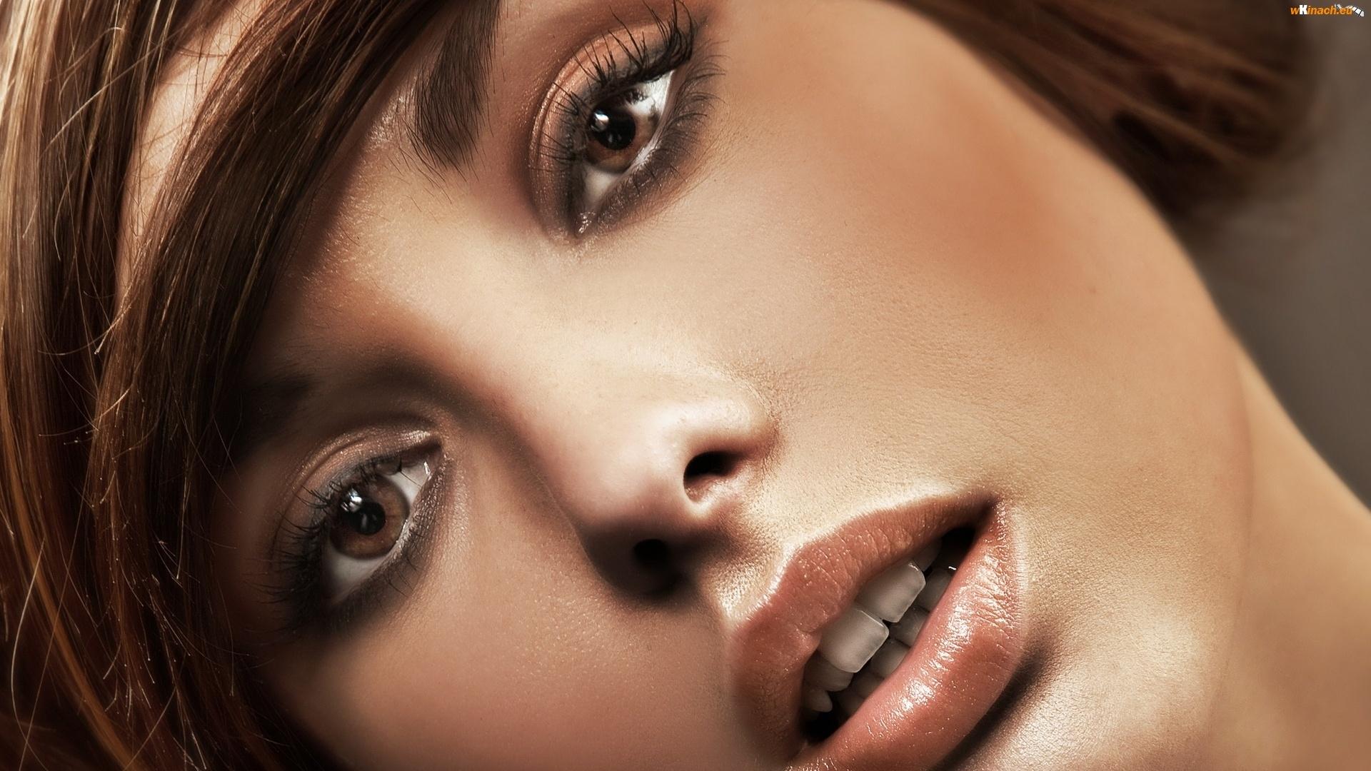 Jaki makijaż dla kobiet o brązowych oczach?